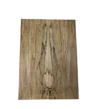Spalted American Maple drop top