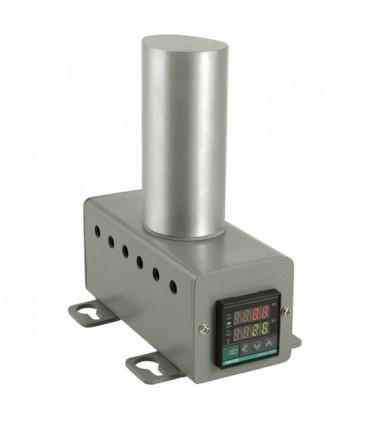 Bending iron with digital temperature control