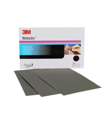 3M Wet-or-Dry sanding paper