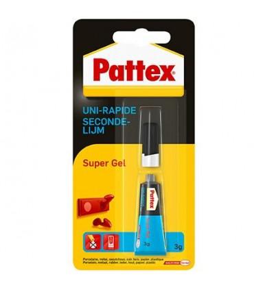 Pattex SuperGel secondelijm