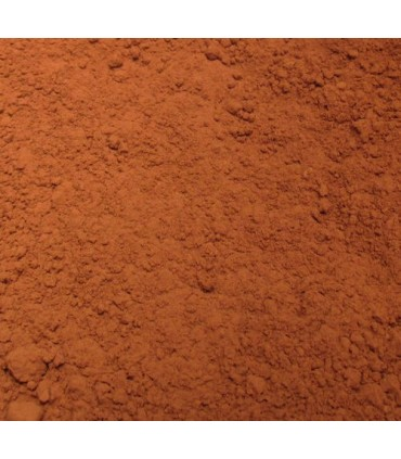 Pigment red earth