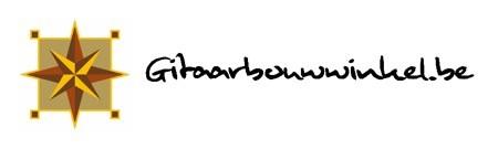 Gitaarbouwwinkel België logo
